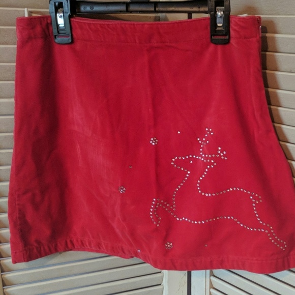 Lands' End Other - Lands End holiday skirt